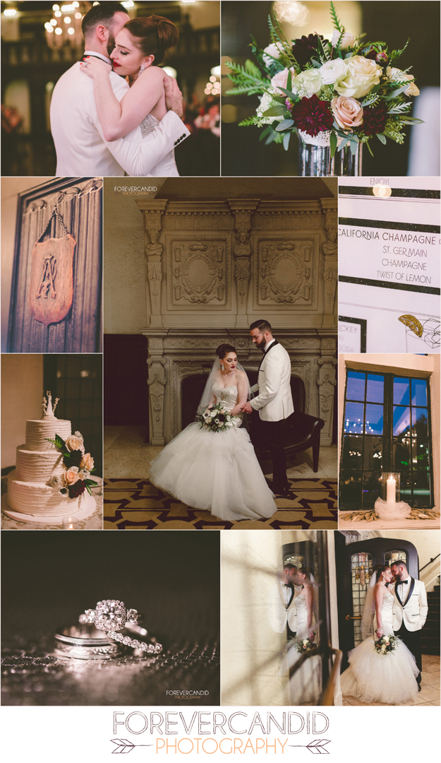 Alden Castle Wedding by Forevercandid Photography