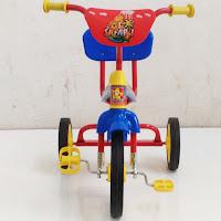 sepeda roda tiga bmx pmb red/blue