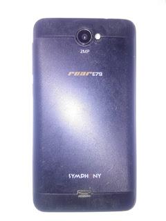 Symphony E79 Flash File 100% tested