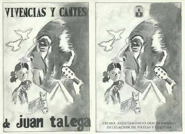 """""""VIVENCIAS Y CANTES DE JUAN TALEGA"""" – RICARDO RODRÍGUEZ COSANO, FERNANDO GONZÁLEZ VELAZCO LIBRO"""