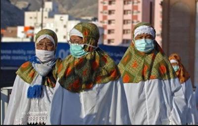 # Hukum Wanita Memakai Masker Saat Ihram