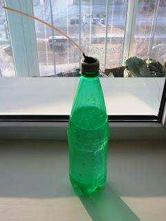 Мини-лейка для полива