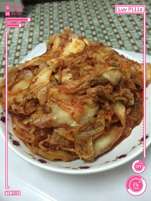☆ 快速美味的韓式泡菜☆