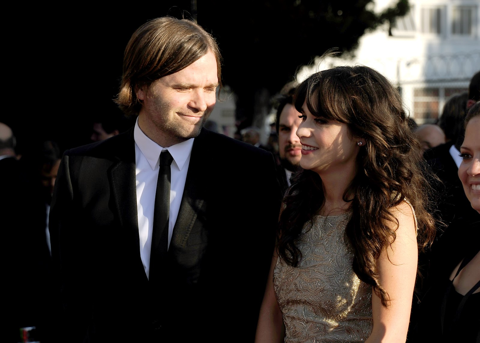 HOLLYWOOD ALL STARS: Zooey Deschanel and His Ex Husband ...