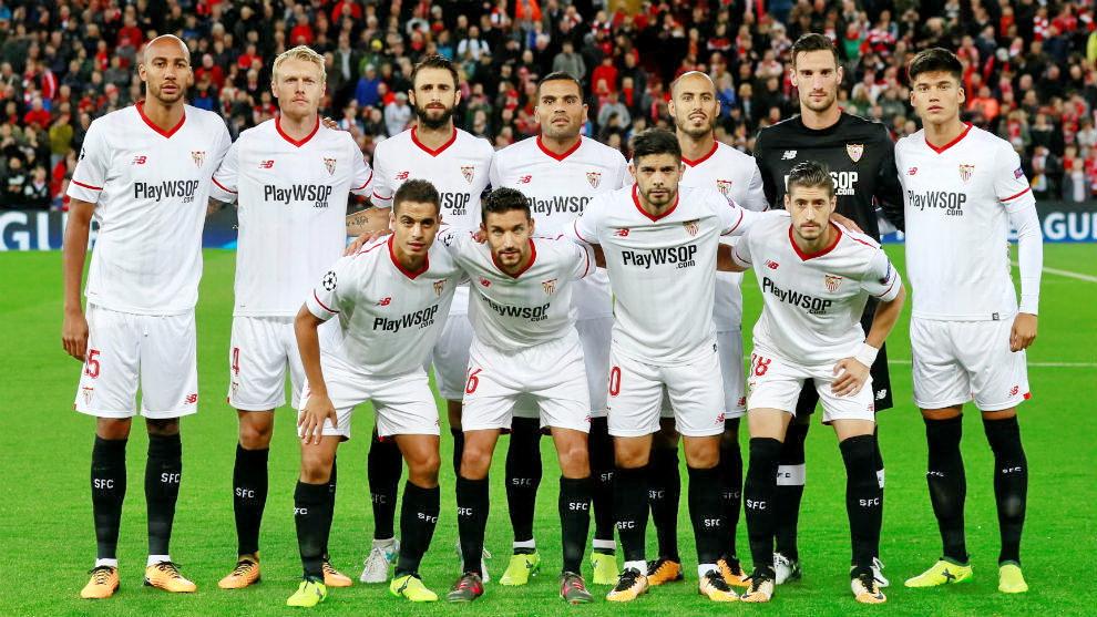 Hilo del Sevilla FC Sevilla%2B2017%2B09%2B13