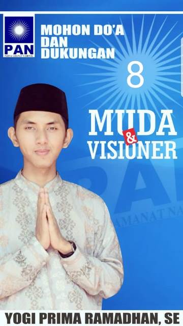 Yogi Prima Ramadhan, SE