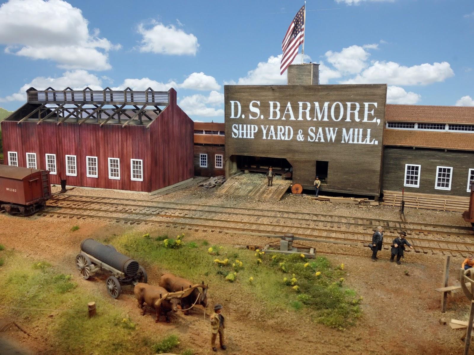 USMRR Aquia Line and other Model Railroad Adventures: July 2013