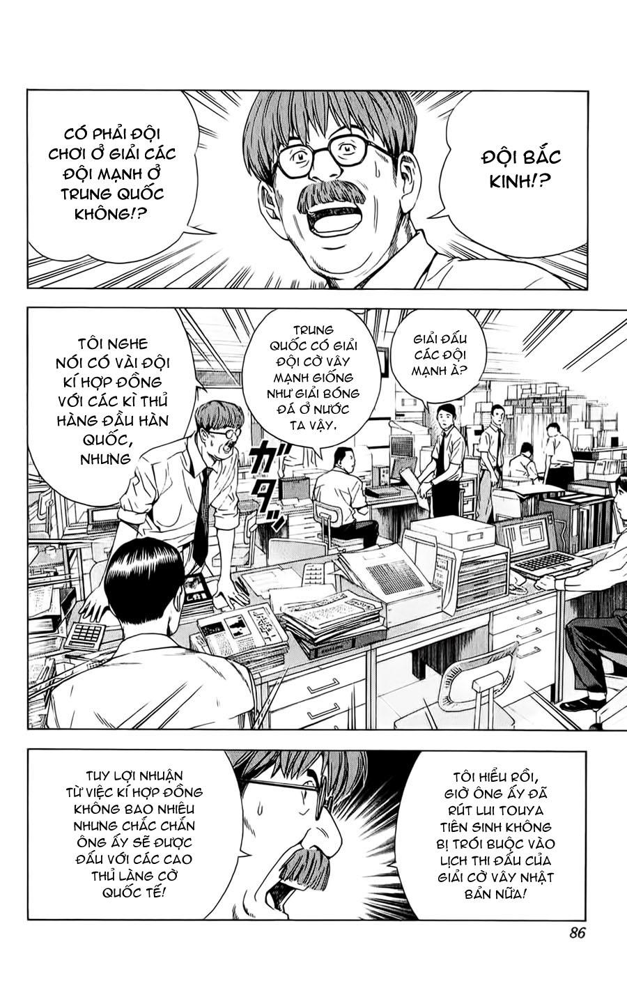Hikaru No Go hikaru no go chap 143 trang 15
