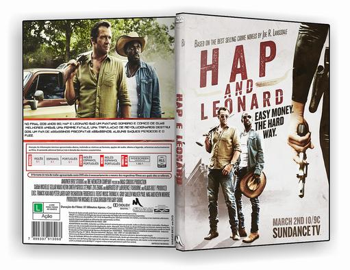 DVD-R HAP E LEONARD 2018 – OFICIAL