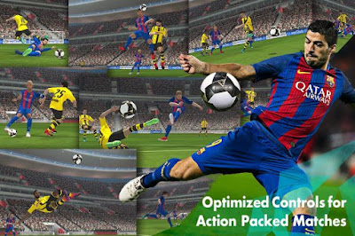 PES 2017 APK + Data For Android [PRO Evolution Soccer]