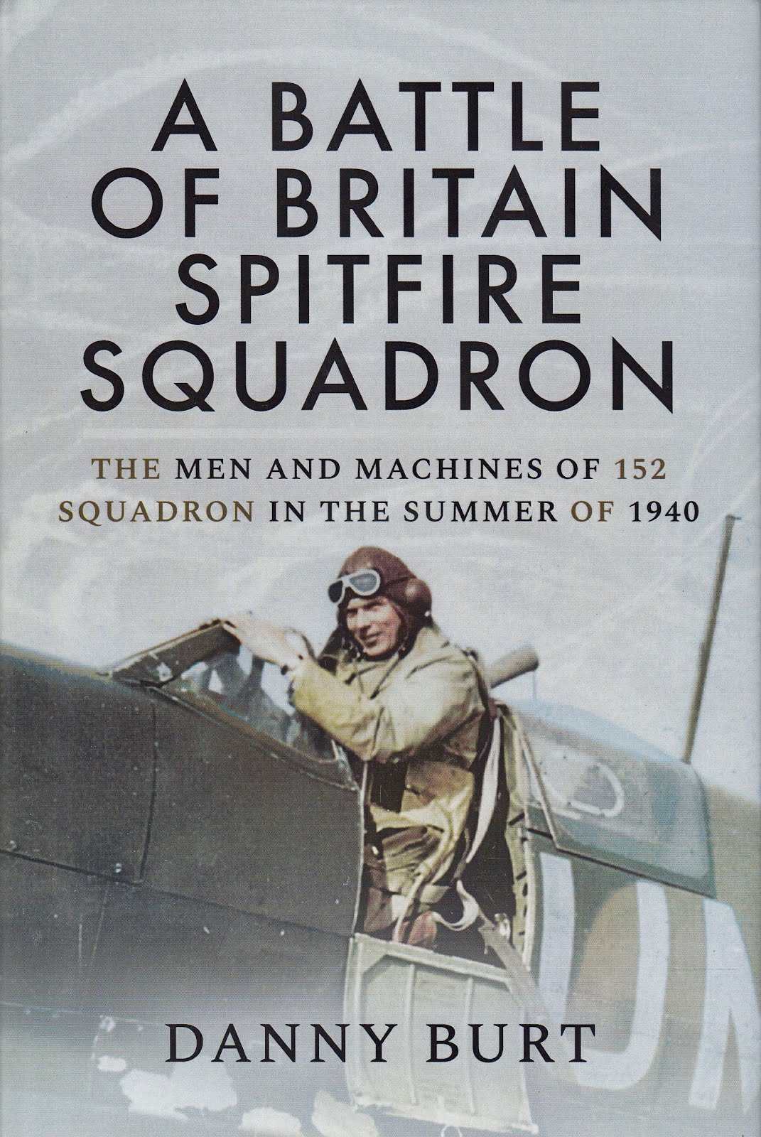 A Battle of Britain Spitfire Squadron