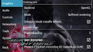PPSSPP Settings Guide
