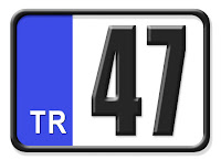 47 Mardin plaka kodu