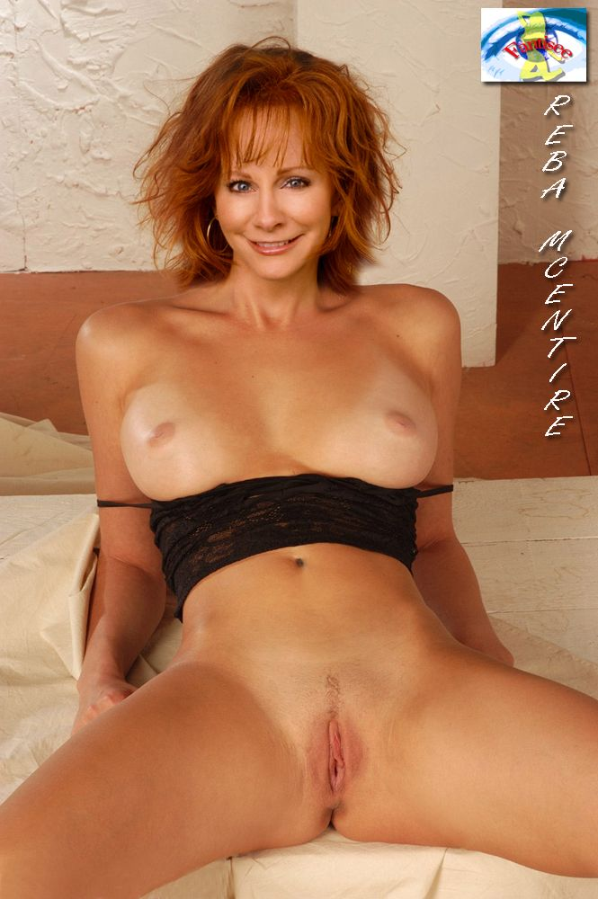 Has touched Reba mcentyre nude opinion