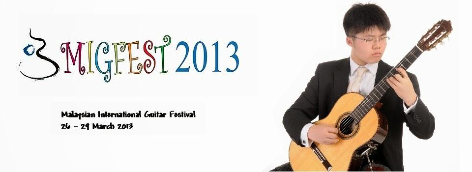 Malaysian International Guitar Festival MIGFest