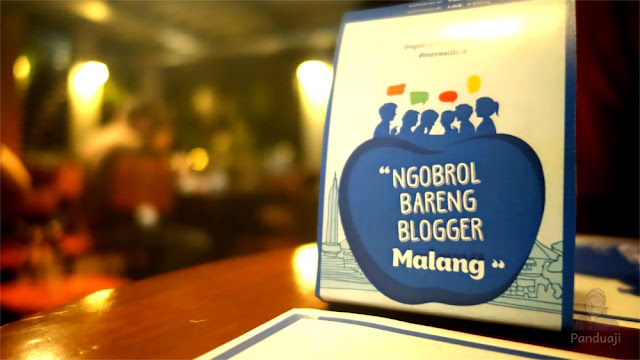 Ngobrol Bareng Blogger Malang