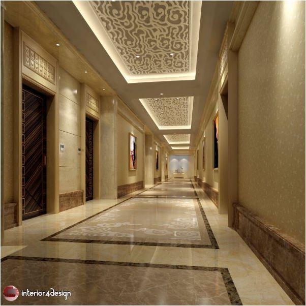 Decorative Gypsum Board Corridors 9