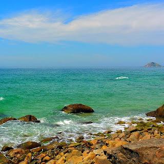 As Pedras da Bela Praia do Abricó, Rio de Janeiro