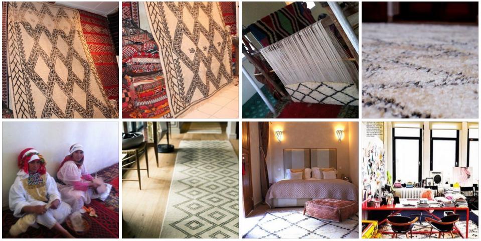 facebook moroccan beni ourain carpet