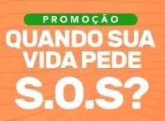 Promoção SOS Cursos 2019 Quando Sua Vida Pede S.O.S - Macbook Air, iPhone 8 e iPad