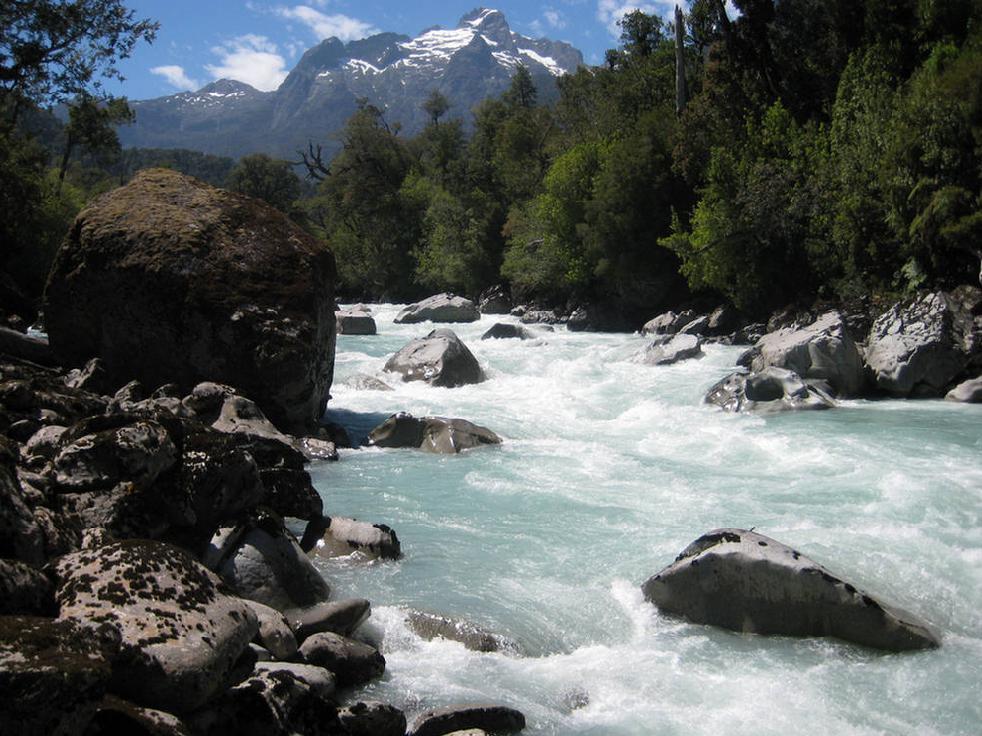 Kumpulan Gambar Sungai Terindah Di Dunia Aliran Sungai Indah