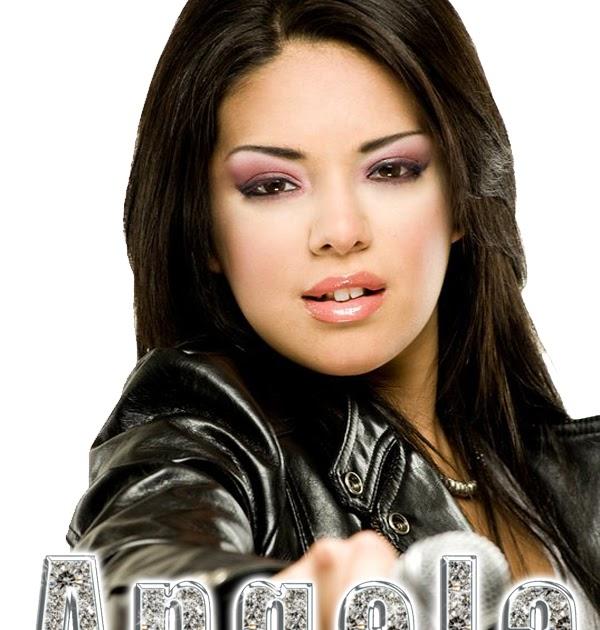 Bellas De La Cumbia Desde Argentina La Reyna Angela Leiva