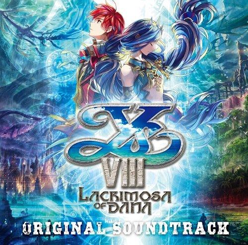 [Album] イースVIII -Lacrimosa of DANA- オリジナルサウンドトラック (2016.08.24/MP3/RAR)
