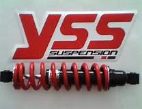 Monoshock YSS Suspension Hybrid Semua Motor Terbaru