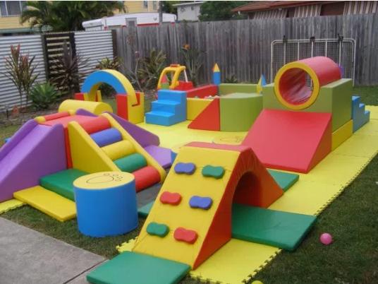 Taman Bermain Anak Belakang Rumah