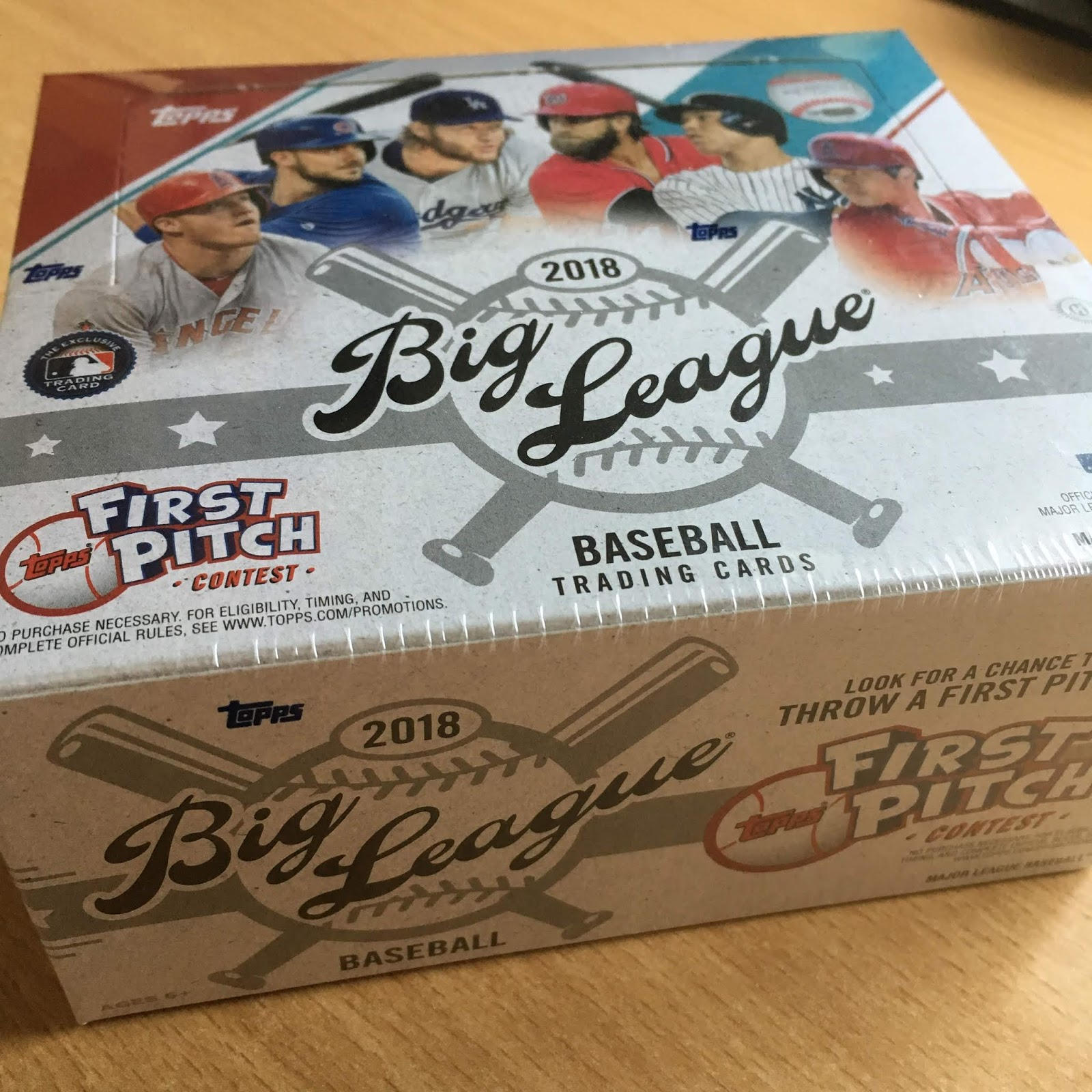 Waiting Til Next Year 2018 Topps Big League Baseball Review