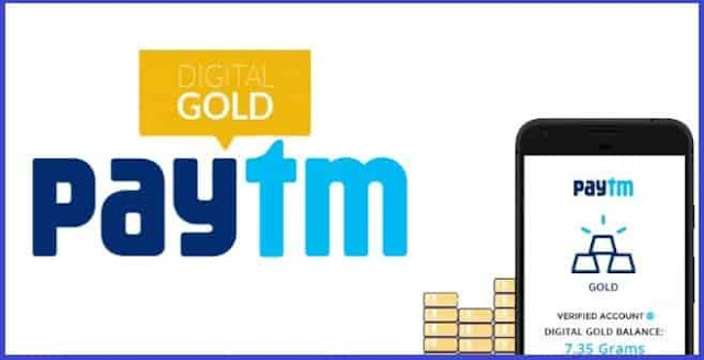 Paytm Gold Cashback Offer