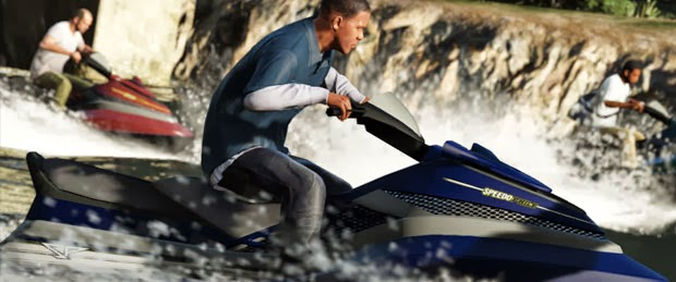 GTA 5 Sea Racing Guide