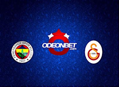 Fenerbahce Galatasaray Maçı En yüksek oranlar