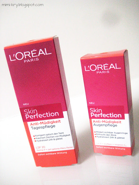 Review: L'Oréal SkinPerfection Anti-Müdigkeit