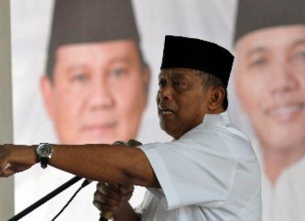 Prabowo akan Mundur Kalau Hal Ini Terjadi, Djoko Santoso: Saya Dukung