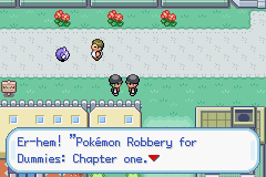 pokemon firered rocket edition screenshot 2