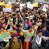 पटना : पांच हजार छात्रों ने एक साथ दी वीर शहीदों को श्रद्धांजलि
