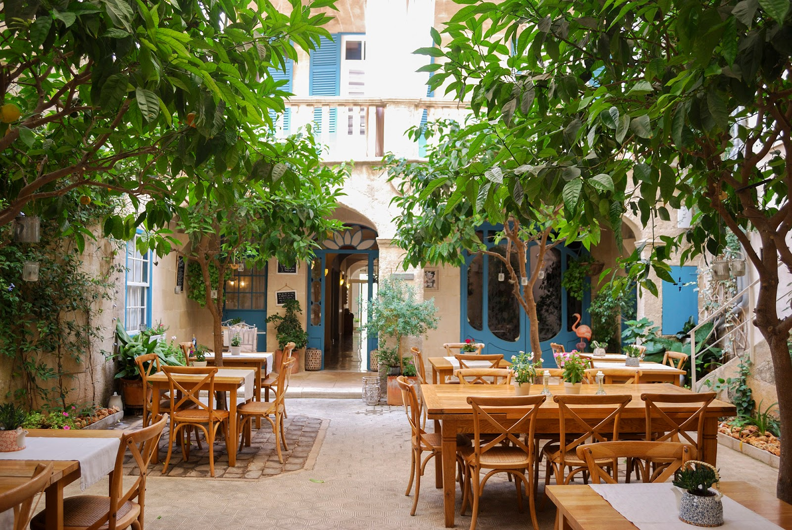 Jardi de ses Bruixes Mahon Menorca Spain where to eat stay boutique hotel