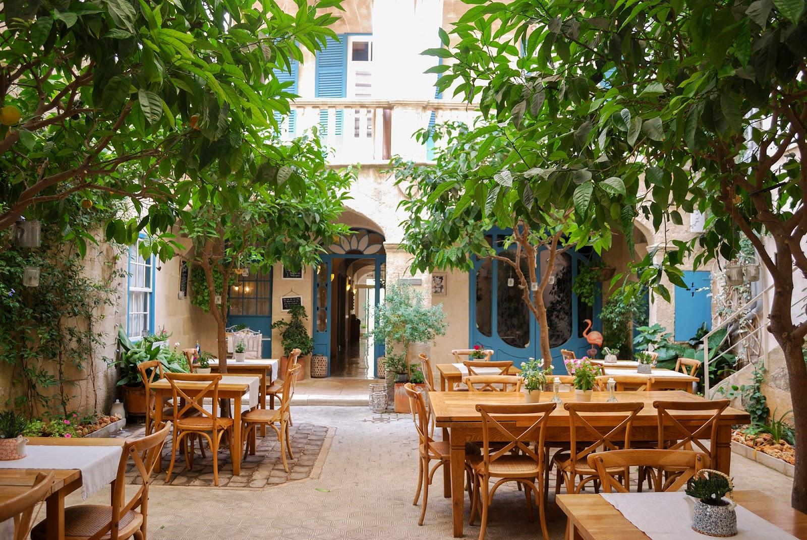 Jardi de ses Bruixes Mahon Menorca Spain where to eat stay boutique hotel