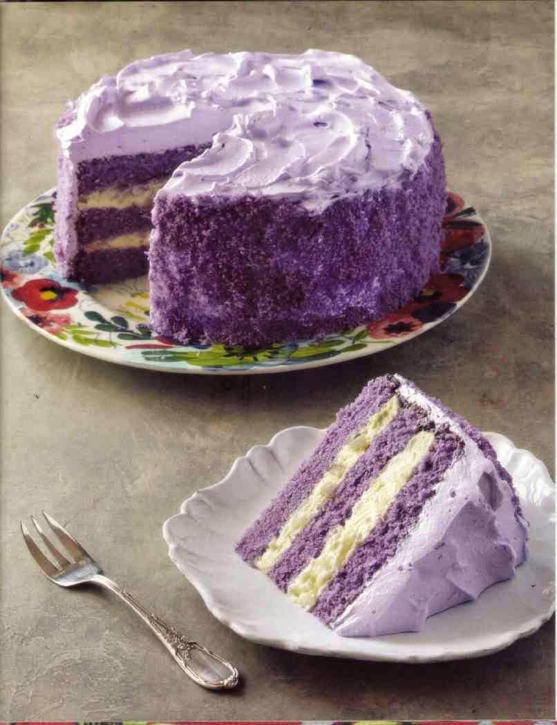 resep cake, cake ubi ungu, resep ubi ungu, kue ubi ungu
