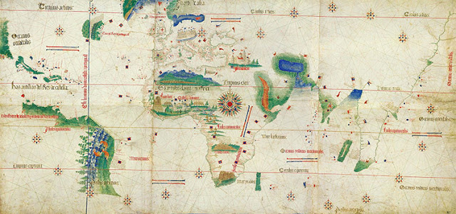 خريطة الملك جايمي