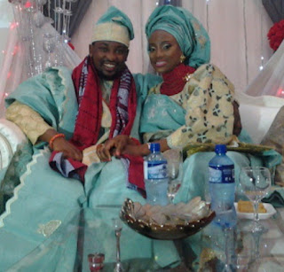 dotun cool fm traditional wedding pictures