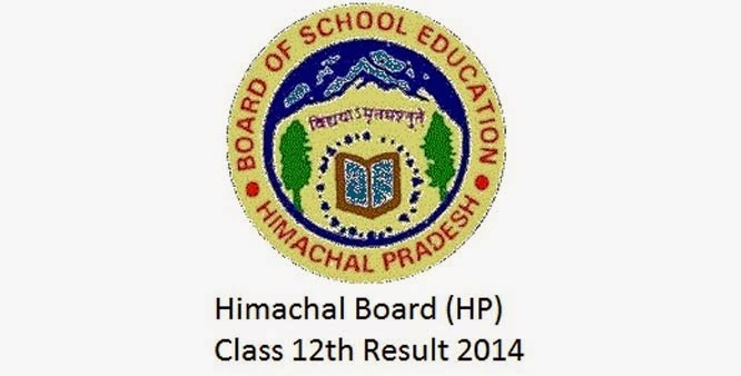 HPBOSE HP Boad Plus Two 12th Admit Card 205