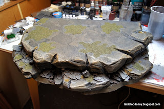 Tabletop Terrain Tutorial: pimp my modell hill - Forum