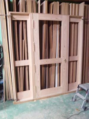 Fabricación de puertas a medida en Zaragoza