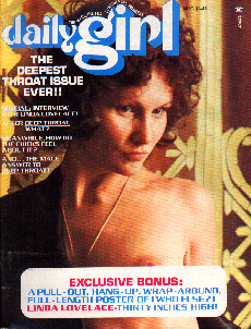 Daily Girl, Septembet 1973