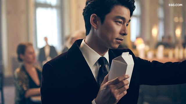 孔劉確定演出新電影《徐福》時隔三年再次回歸電影圈 將展現帥氣特工魅力