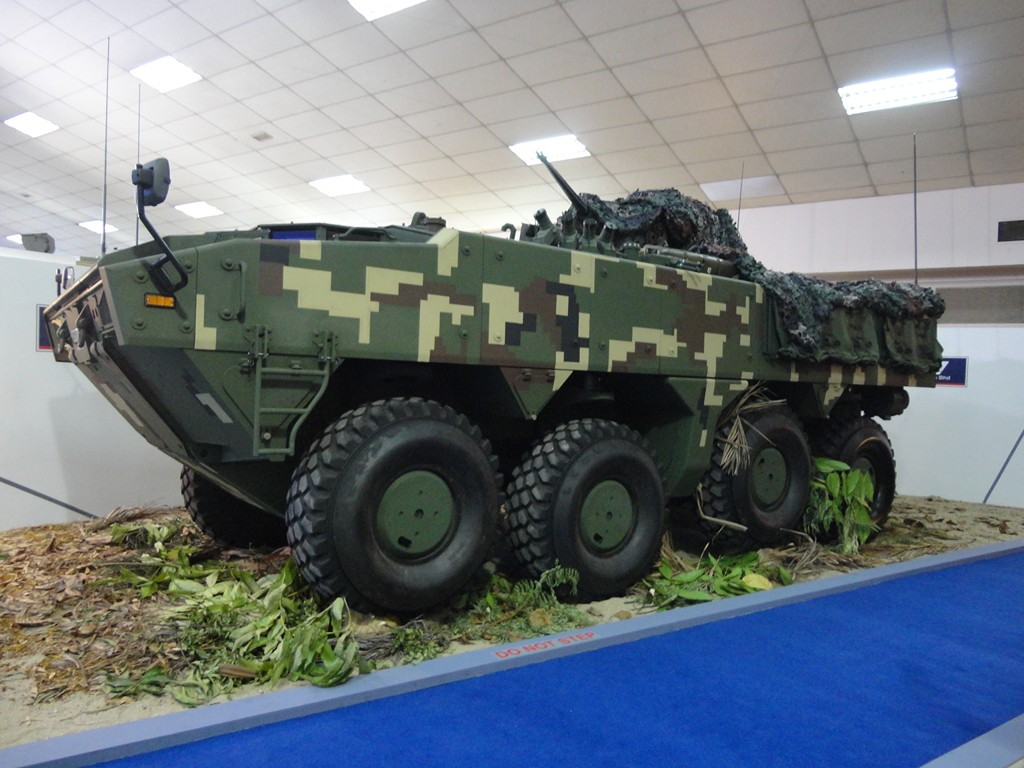 Motoring-Malaysia: MILITARY VEHICLES: DEFTECH showcases its latest ...