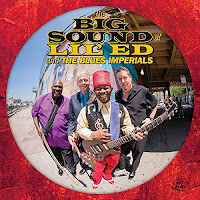 Lil' Ed & the Blues Imperials' The Big Sound Of