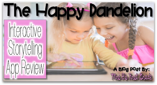 The Happy Dandelion Interactive Reading Apps